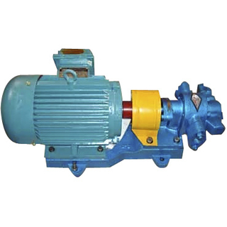 Cast Iron KCB External Gear Pump For Waste Oil