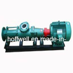 Positive Displacement Sewage Single Screw Pump