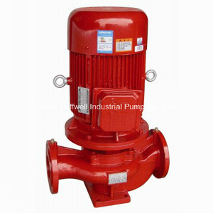 CE Approved IRG Vertical Generation Centrifugal Pump