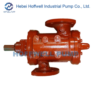 CE Approved 3G50X2 Heavy Oil Triple Screw Pump