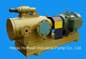 CE Approved 3QGB Three Screw Bitumen/Asphalt Positive Displacement Pump
