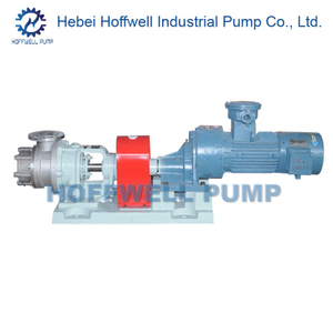 NYP Stainless Steel Internal Gear Pump For Syrup