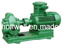 Herringbone KCB External Gear Pump For Soybean Oil