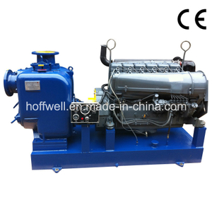 CE Approved T Series Non-blog Water Pump