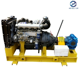 Cast Iron Diesel Engine Driven External Gear Oil Pump