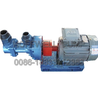 3G Series Self-priming Fuel Oil Triple Screw Pump