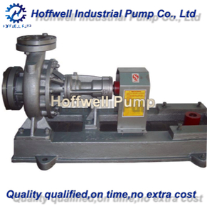 RY cast steel centrifugal hot oil pump