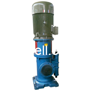 CE Approved 3GL Hydraulic Vertical Triple Screw Pump