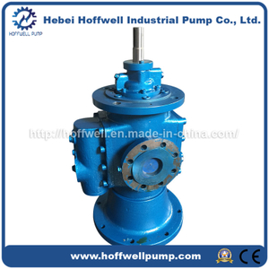 Vertical Positive Displacement Spindle Triple Three Screw Pump