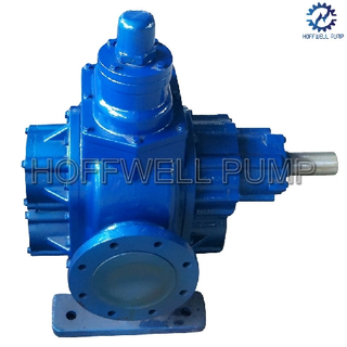 Cast Iron Diesel Engine Drive Palm Oil External Gear Pump