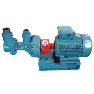 CE 3G25X4 High Pressure Three Screw Pump with Magnetic Coupling