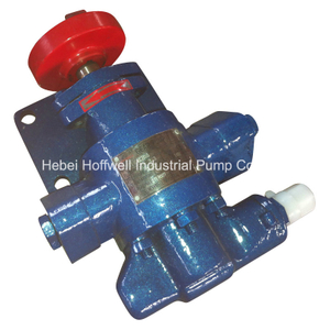 CE Approved KCB55 Positive Displacement Gear Pump