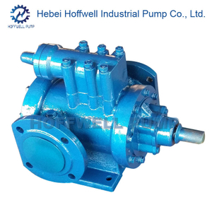 3G Series Magnetic Coupling High Pressure Triple Screw Pump