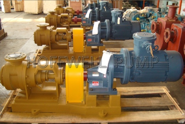 6 Inch Cast Iron NYP Internal Gear Pump
