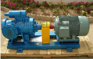 CE Approved 3G High Pressure Self-priming Hydraulic Triple Screw Pump
