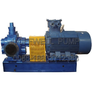 Cast Iron KCB Fuel Oil External Gear Pump