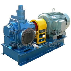 Cast Iron KCB External Gear Pump For Fuel Oil