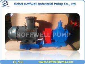 4 Inch YCB Fuel Oil External Gear Pump