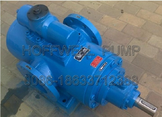 CE Approved SN Three Screw Marine Oil Pump