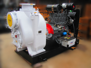 T-8 Block Self-priming Centrifugal Water Pump