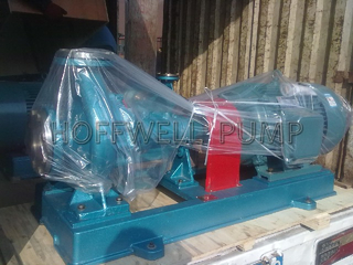 RY series air-cooled air-cooled hot oil centrifugal pump