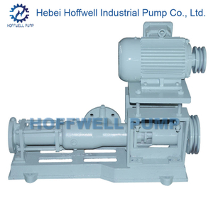 CE Approved G25-1 Marine Single Screw Pump