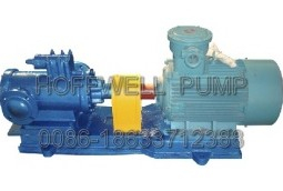 CE Approved 3G42X6A Lubricant Fuel Oil Triple Screw Pump