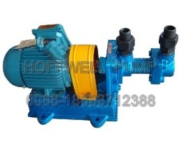 CE Approved Fuel Oil 3G25X4 Positive Displacement Triple Three Screw Pump