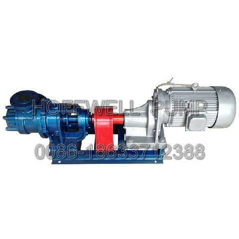 CE Approved NYP Molasses Internal Gear Pump