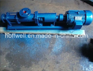 G Series Single Screw Pump with Hydraulic