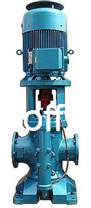 3GL Vertical Three Screw Oil Pump