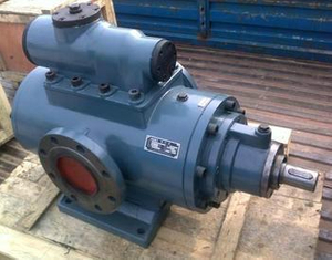 CE Approved Petroleum Triple Screw Oil Pump