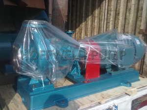 RY Series Air-Cooled Hot Oil-Pump