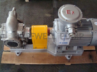 Stainless Steel Electric KCB External Gear Pump