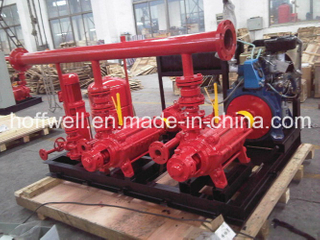 Horizontal Multistage Fire Pump in China
