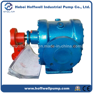 Cast Steel Herringbone External Gear Pump For Thermal Oil