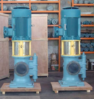 Fuel Transfer Vertical Triple Screw Pump