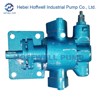 Bronze Heavy Oil Herringbone External Gear Pump
