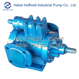 High Quality Cast Iron Triple Screw Pump
