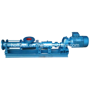 CE Approved G85-1 Waster Water Single Screw Pump