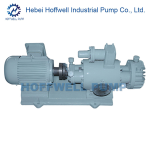 2W. W 2.8-24 Twin Screw Pumps