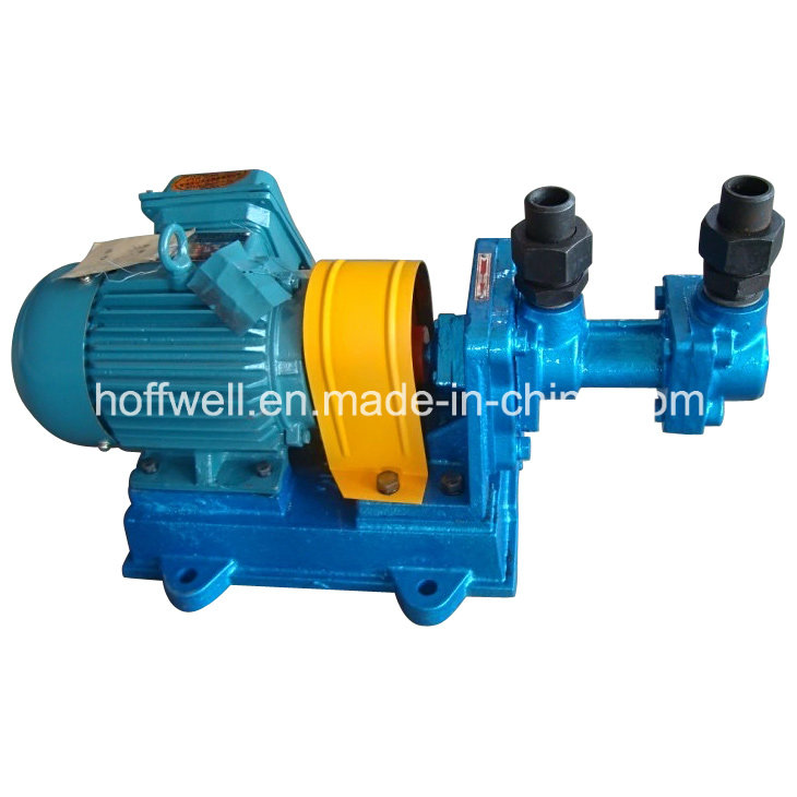 3G High Pressure Fuel Oil Triple Three Spindle Screw Pump
