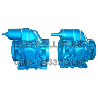Helical Fuel Oil KCB External Gear Pump