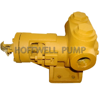 CE Approved NYP Fuel Oil Gear Transfer Pump