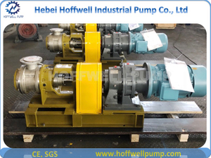 5 Inch Motor Driven NYP Internal Gear Pump