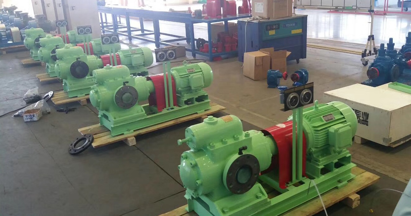 SNH1200 screw pump